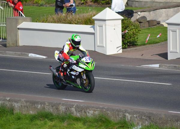 Motorcycle tour -Antrim Coast, Donegal and NW200 Road Races