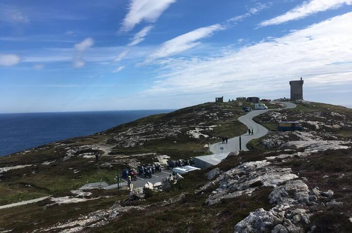 Malin Head with White Rose Tours