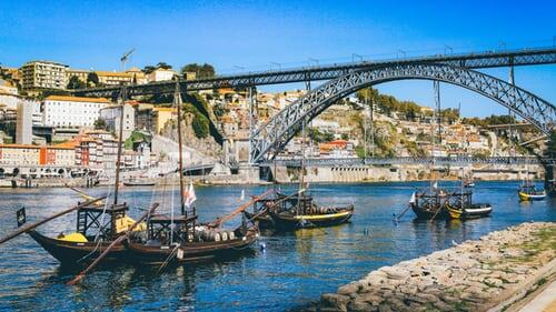 the lovely city of Porto with White Rose Tours